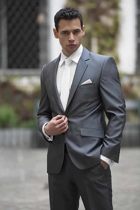 Správná kravata pro ženicha – příklad