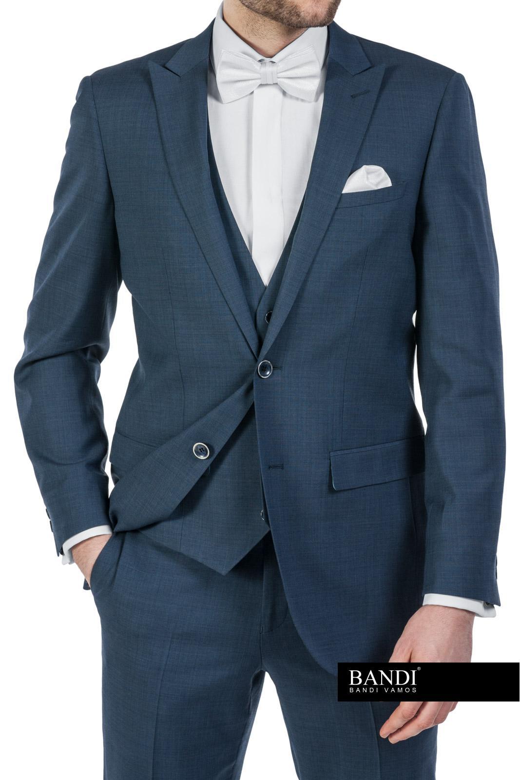 Svatební outfit pro ženicha