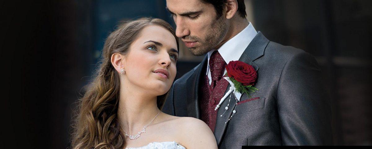Jak správně vybrat svatební oblek – úvodní fotografie