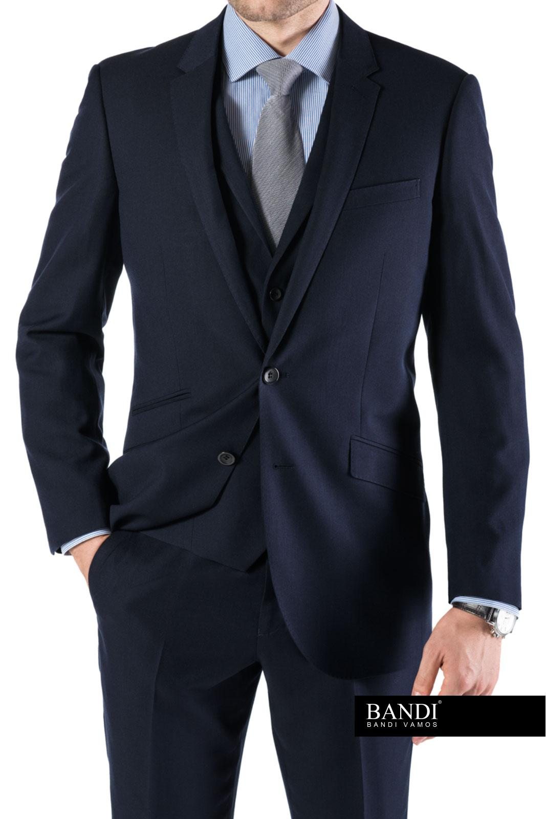 Příklad pracovního outfitu – s vestou
