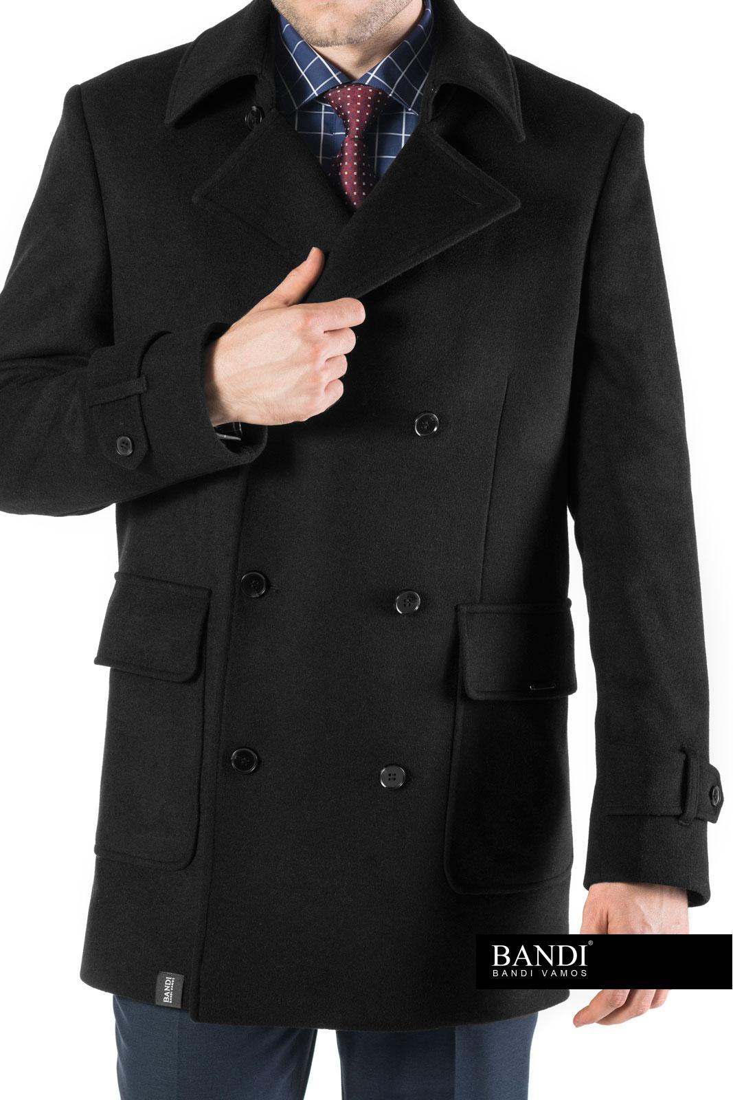 Příklad správného kabátu – 1